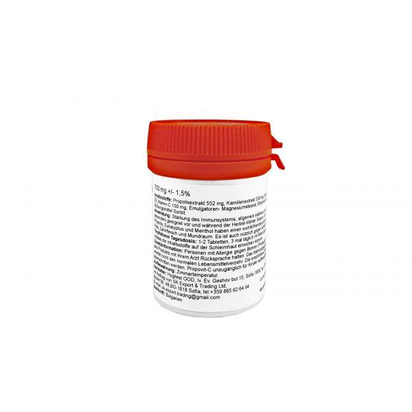 PROPOVIT C- Propolis Tabletten mit Vitamin C 50st