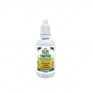 Klee Propolis Tinktur 30% - Johanniskrautextrakt 50ml