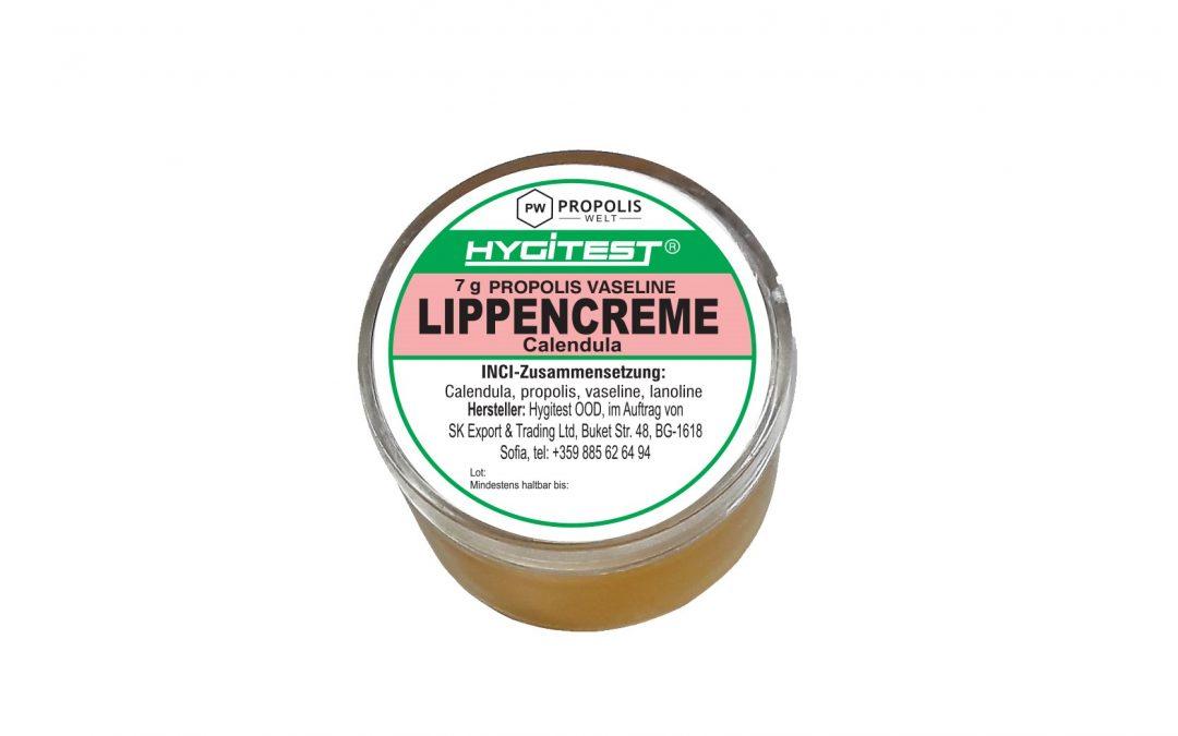 Lippen Vaseline  – Calendula 7g
