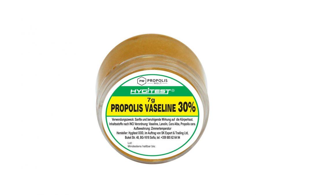 Propolis Vaseline 30%, 7g