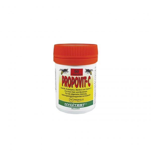 Propolis Tabletten mit Vitamin C